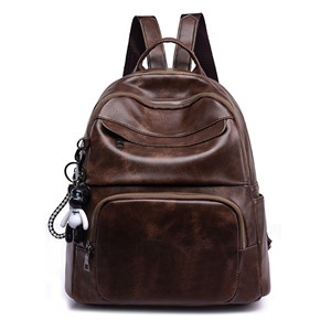 pu backpacks for lady