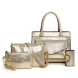 2020 pu women handbags set