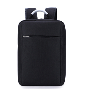 laptop backpacks with Aluminum alloy handle